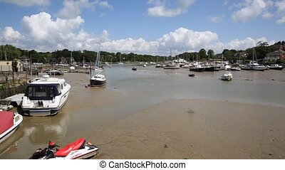 Boats Wootton Bridge Isle of Wight - Wootton Bridge Isle of...