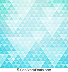 Abstract geometric background - Colorful abstract geometric...