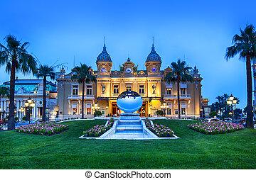 Grand Casino Monte Carlo - Grand Casino in Monte Carlo,...