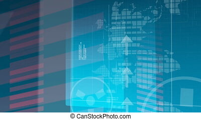 Business and Finance Illustration
