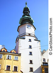 Michaels Tower in Bratislava - Michaels Tower Michalska...