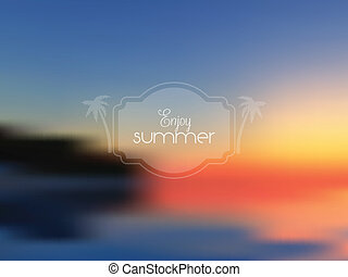 abstract summer background 1407