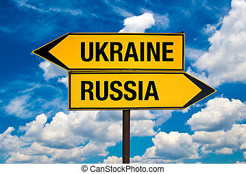 Ukraine or Russia - Ukraine or russia, Ukrainian conflict...