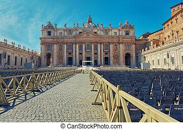 ST, Peters, basilika
