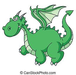 Green Dragon Funny
