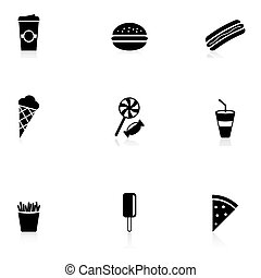 Snack icons