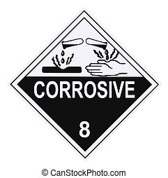 Corrosive Warning Label - United States Department of...