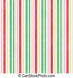 Retro stripe pattern with bright colors