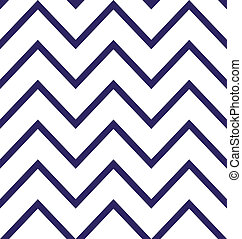 Abstract geometric zigzag seamless pattern in black and...