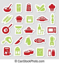 cooking stickers