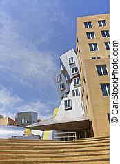 Cambridge, Boston - BOSTON - JUNE 06: Ray and Maria Stata...