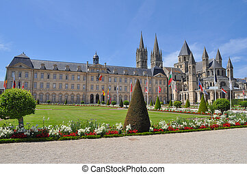 Caen Town Hall - City hall in Caen in France