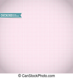 Seamless Check Pattern