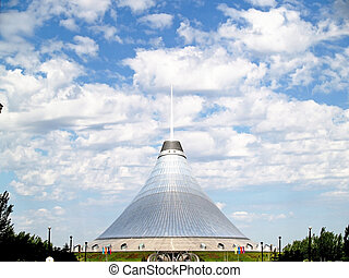 Khan Shatyr in Astana