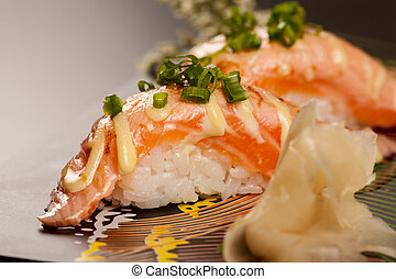 Japanese cuisine - the delicious Japanese cuisine features