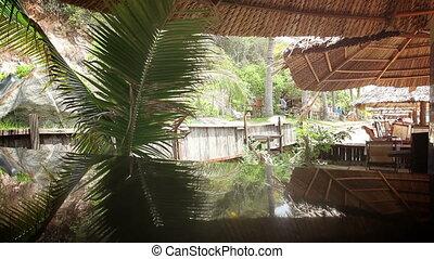 Tropical Bar.