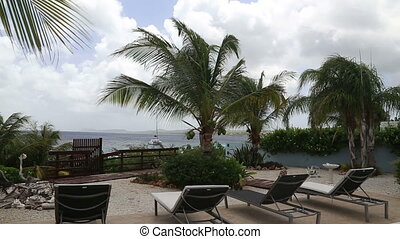 caribbean beach house - DSLR Full HD progressive video 1080p