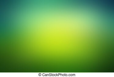 Gradient soft bluurred nature background