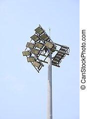 Set of Lights for Stadium