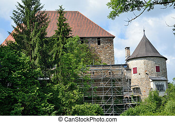 alte Burg - old castle