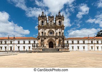 Monastry of Alcobaca Portugal - Monastery of Alcobaca...