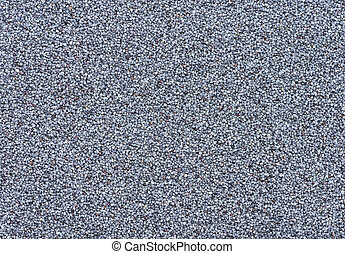 Poppyseed Background - Poppyseed close-up shot for use as...