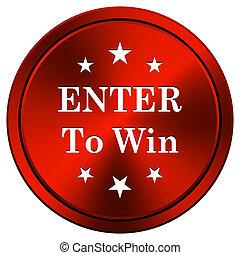 enter to win icon - photo #12