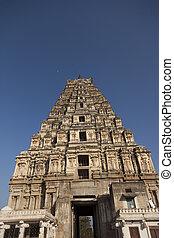 Hampi - Virupaksha - Vijayanagar Temple - one of the...