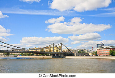 Crimean Bridge, Moscow