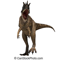 Ceratosaurus Dinosaur Profile - The Ceratosaurus is a horned...