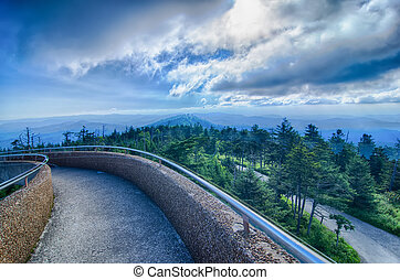 Clingmans Dome - Great Smoky Mountains National Park
