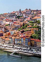 The historic centre of Porto - Porto, Portugal The historic...