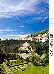 Nyons, D�partement Dr�me, Rh�ne-Alpes, France