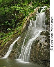 Moss Glen Falls - Granville, VT - Moss Glen Falls is a...