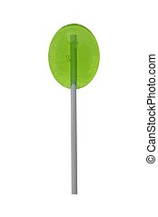 Lolly Pop - A close up shot of a lolly pop