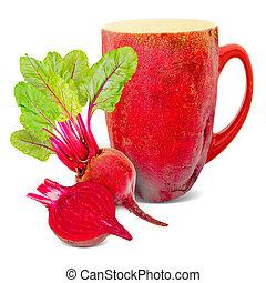 Beetroot tea