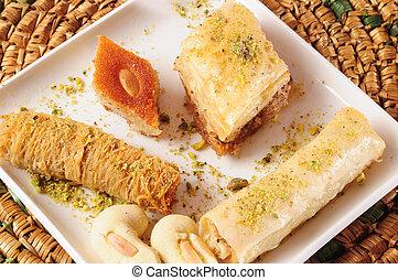 Baklava - Lebanese sweets