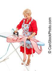 Ironing Full Body