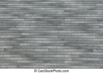 Grey shingle background texture