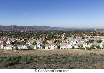 Simi Valley View - Simi Valley bedroom community near Los...