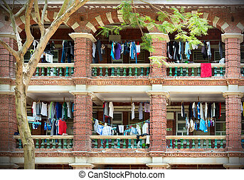 Student dormitory dry clothes wonders