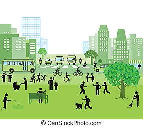 Family-friendly city