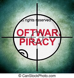 Piracy target