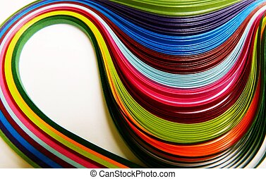Color Twists - Hand Made Art Work