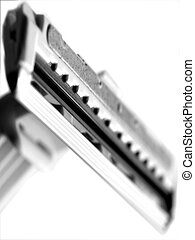 Razor blade - Disposable razor blade for shaving
