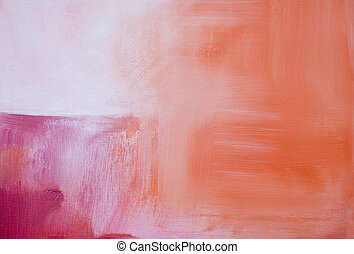 artwork background - painted background in pastel colors,...