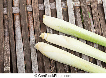 Fresh lemongrass  - Fresh lemongrass
