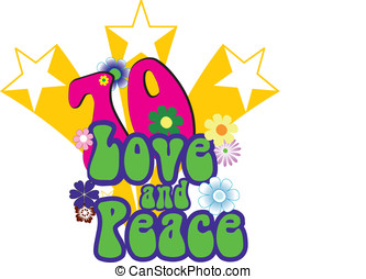 Star 70 - 70's, the era of love and peace
