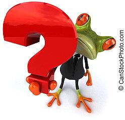 Frog - Fun frog