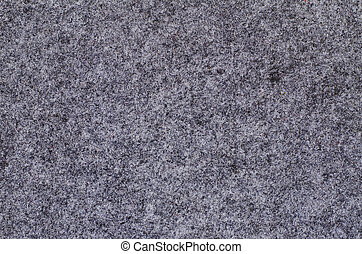 Gray carpet with background texture